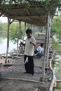Mancing Bandeng di Banyuwangi