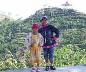 Wisata Puncak Suroloyo Kulon Progo Yogyakarta