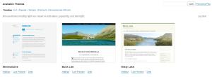 Cara Mengganti Tema pada WordPress.com